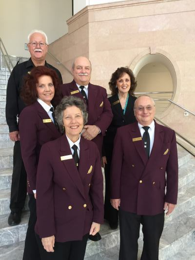 Bass Hall Volunteers of the Month 2014